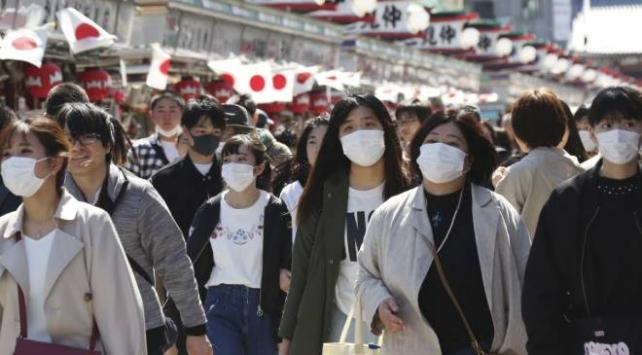 Japonyada koronavirüsten ölenlerin sayısı 40a yükseldi