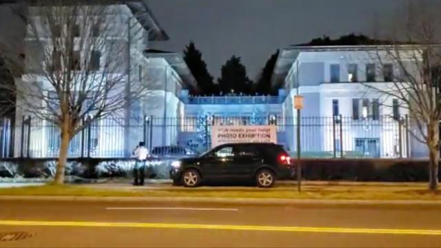 Türkiye'nin ABD'deki diplomatik misyonlarından sağlık çalışanlarına destek
