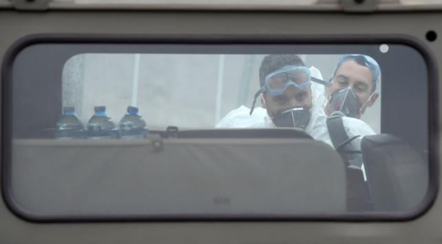 İspanyada 1 günde 235 kişi koronavirüsten öldü