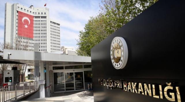 Dışişleri Bakanlığından Afganistandaki terör saldırısına kınama