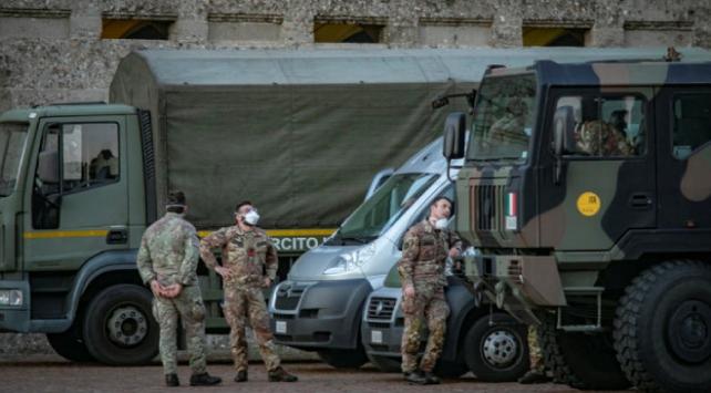 Koronavirüsün vurduğu Lombardiyaya asker takviyesi yapılacak