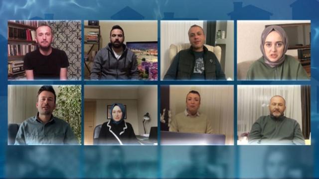 TRT Haber çalışanlarından evde kal çağrısı