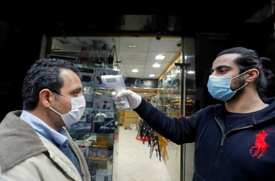 Mısırda koronavirüs kaynaklı can kaybı 8e yükseldi