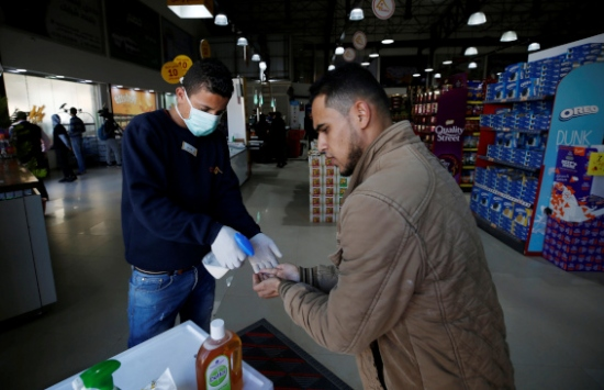Gazze, koronavirüsle mücadele için tıbbi yardım çağrısı yaptı