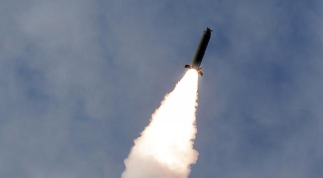 Kuzey Koreden Doğu Denizinde füze denemesi