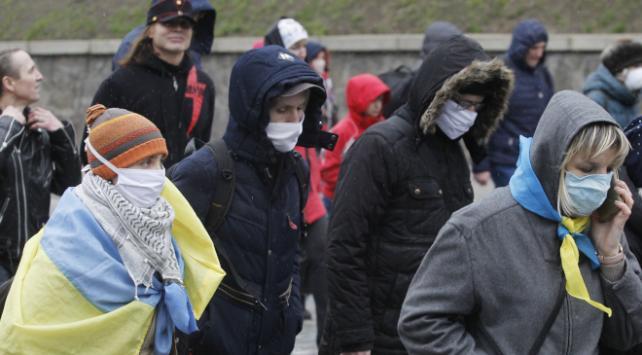 Ukraynada vaka sayısı 41e yükseldi