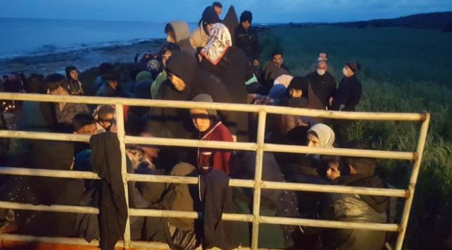 KKTCde 175 sığınmacı kurtarıldı