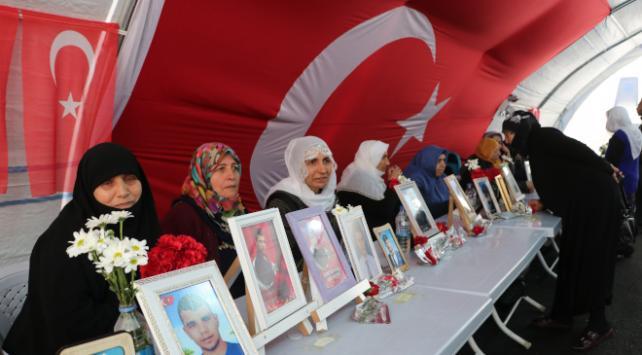 Diyarbakır annelerinin evlat nöbeti 201inci gününde