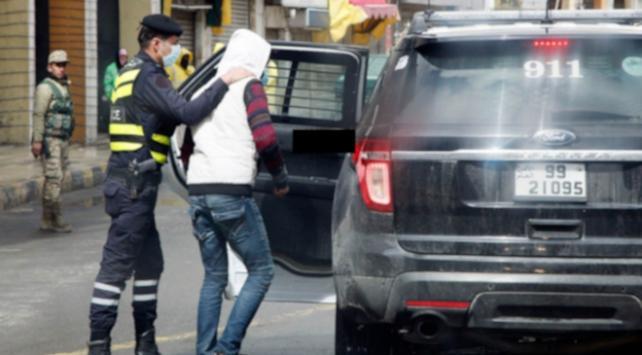 Ürdünde sokağa çıkma yasağını delen 227 kişi gözaltında