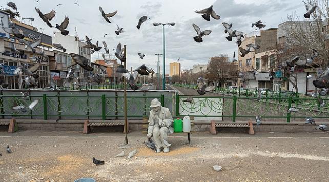 İranın Tebriz şehri koronavirüs nedeniyle hayalet kente döndü