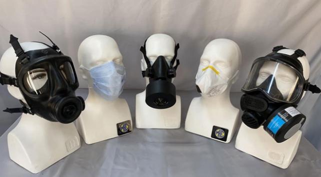 TSKnın ihtiyacı olan maske imalatı hızla devam ediyor