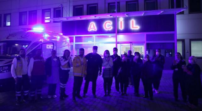 Ankarada sağlık çalışanlarına toplu taşıma ücretsiz
