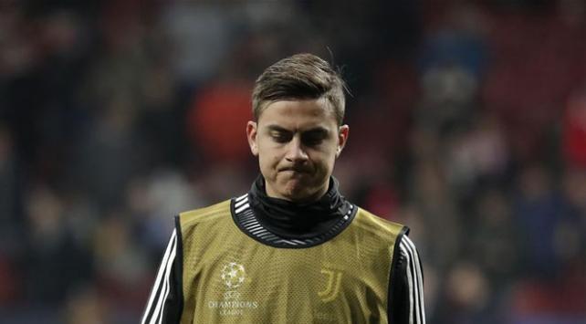 Juventusun Arjantinli yıldızı Dybalada da koronavirüs çıktı