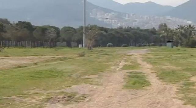 Uyarıların ardından piknik alanları bomboş kaldı
