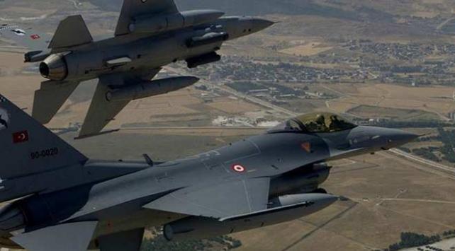 Irak kuzeyinde PKKlı 5 terörist etkisiz hale getirildi
