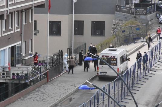 Ukraynadan gelen tır şoförleri ve gemi mürettebatı yurda yerleştirildi