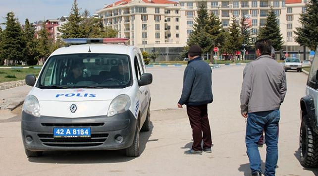 Karantina kurallarına uymayan gurbetçi çifte para cezası