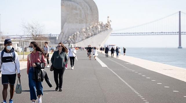 Portekizde yolcu gemisi karantinaya alındı