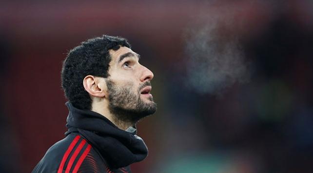 Ünlü futbolcu Fellaini koronavirüse yakalandı