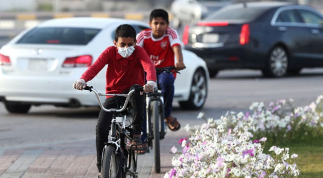 Suudi Arabistanda vaka sayıs 511e yükseldi