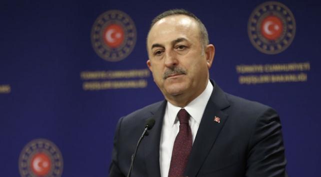 Çavuşoğlu: Suriyeli mülteciler konusunda ABnin tutumu utanç kaynağı