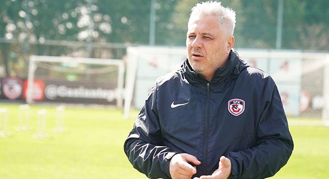 Gaziantep Futbol Kulübünden Sumudica açıklaması