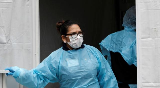 New Yorktaki hastanelerin kaynakları tükeniyor