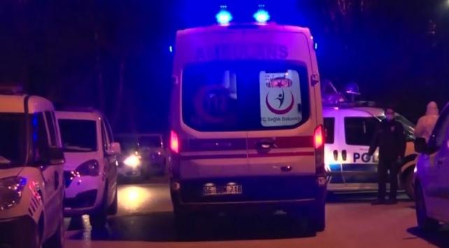 Ankarada karantinadan kaçan kişi evinde bulundu