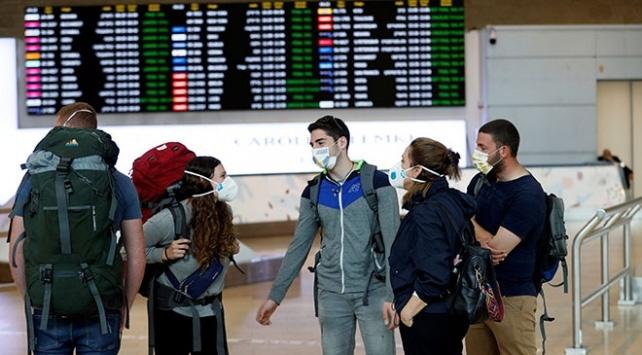 İsrailde koronavirüs vaka sayısı 1238e çıktı