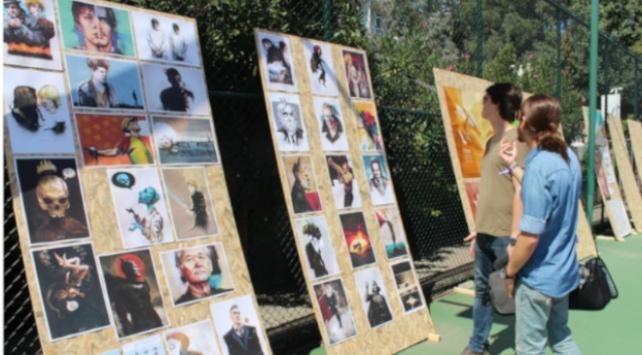 Sanatçılar ICAFın sosyal medya hesabından canlı yayın yapacak