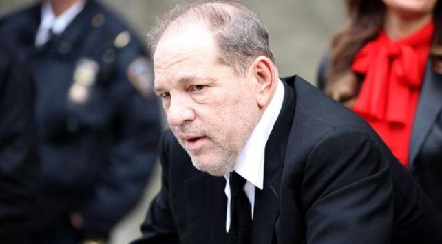 ABDli film yapımcısı Harvey Weinsteinın koronavirüs testi pozitif çıktı