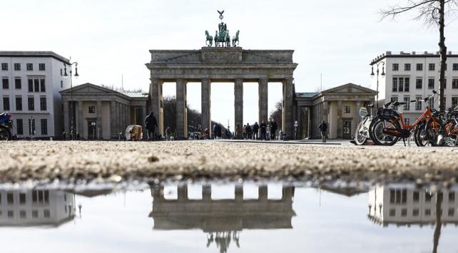 Almanyada vaka sayısı 25 bini geçti