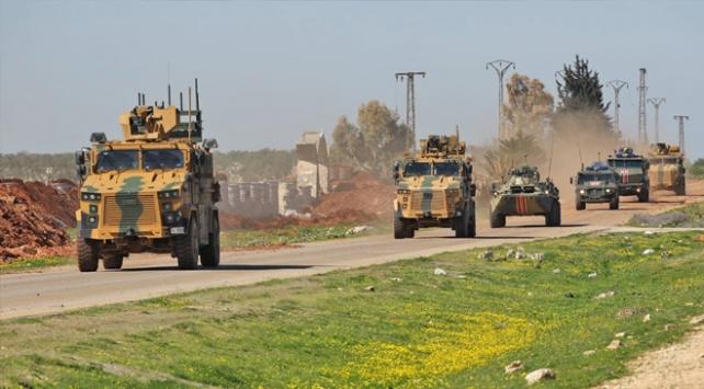İdlibde ikinci kara devriyesi icra edildi