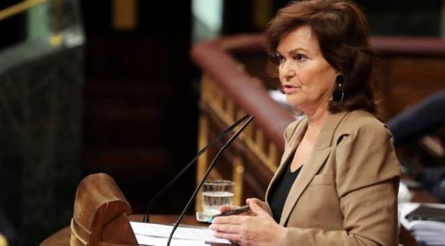 İspanya Başbakan Yardımcısı enfeksiyon nedeniyle hastaneye kaldırıldı