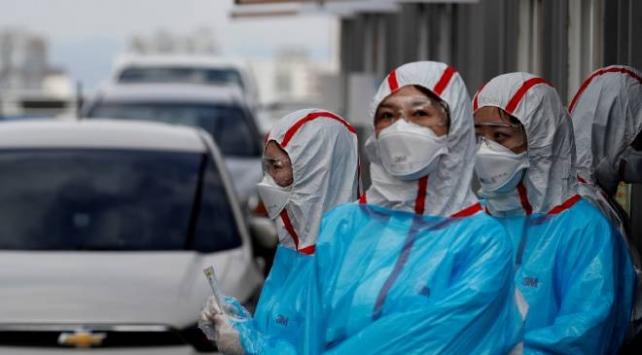 Güney Korede 4 haftanın en düşük koronavirüs vakası görüldü