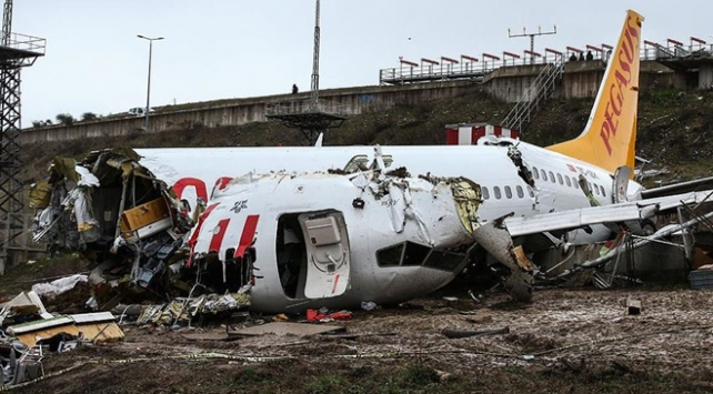 Uçak kazasıyla ilgili tutuklanan kaptan pilota ev hapsi