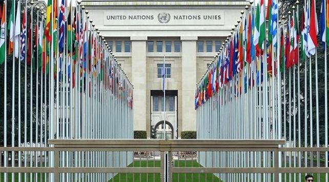 BMden küresel ateşkes çağrısı