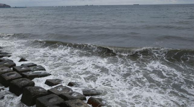 Marmara Denizinde şiddetli poyraz