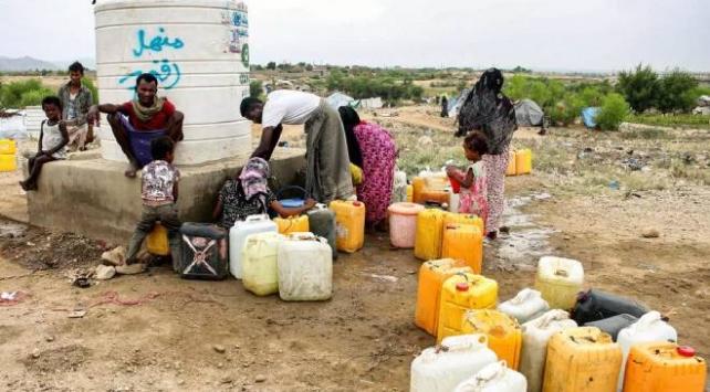El yıkama: Milyonlarca Yemenlinin erişemediği lüks