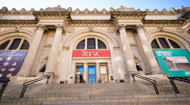 Metropolitan Sanat Müzesini oturduğunuz yerden keşfedin