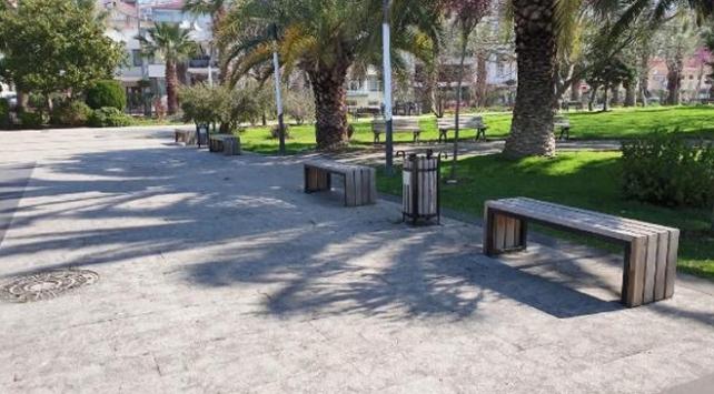 Türkiyenin en yaşlı şehrinde sokaklar boş kaldı