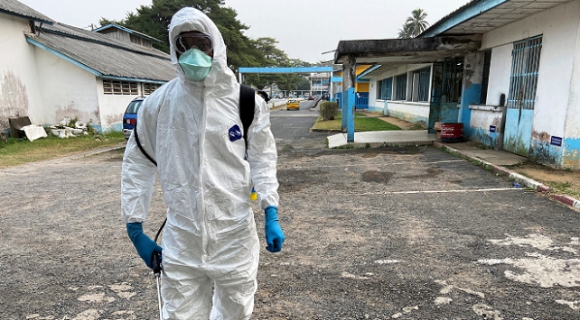 Koronavirüs Afrikada da yayılıyor: Vaka sayısı 1788e çıktı
