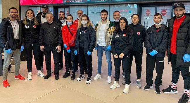 Milli sporcularda koronavirüs vakası