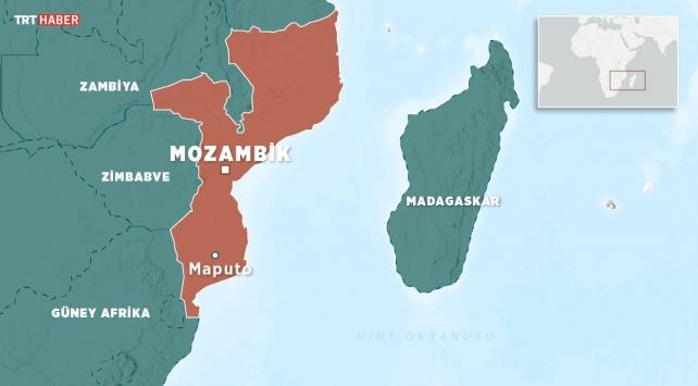 Mozambikte 64 mülteci konteynerde ölü bulundu
