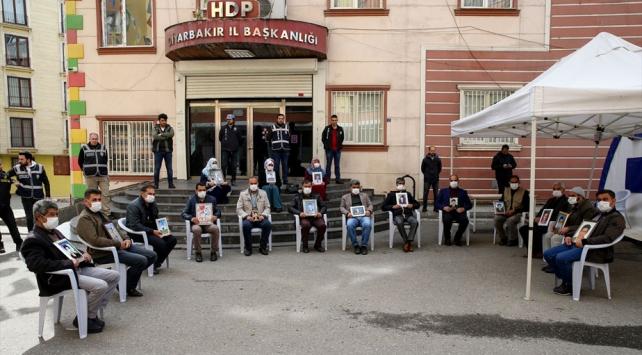 Diyarbakır anneleri 204 gündür evlat nöbetinde