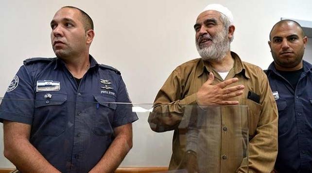 Şeyh Raid Salahın hapis cezası Covid-19 nedeniyle ertelenecek