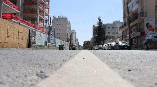 KKTCde de sokaklar boş kaldı