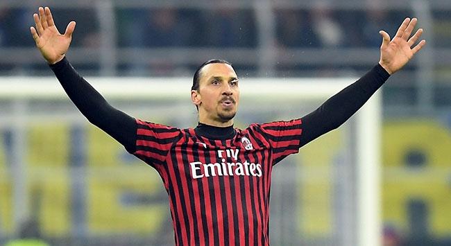 Ibrahimovicten Milan kararı