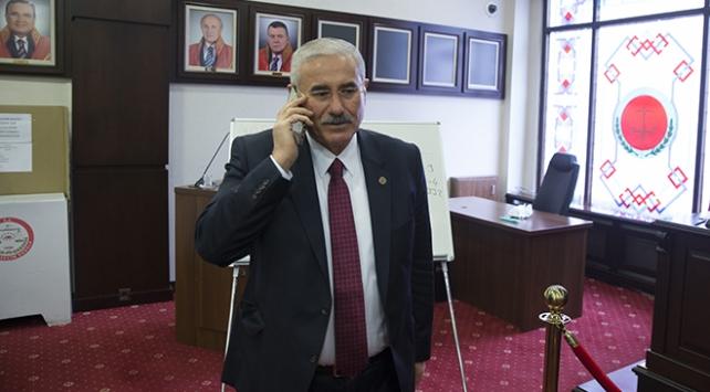 Yargıtayda yeni başkan Mehmet Akarca
