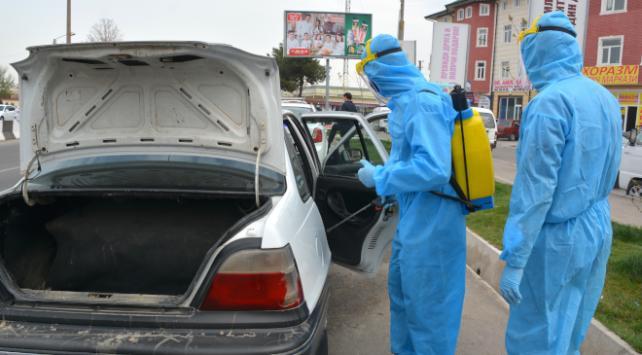 Avrasya ülkelerinde koronavirüs vaka sayıları artıyor